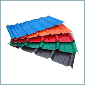 Customised Roofsheeting
